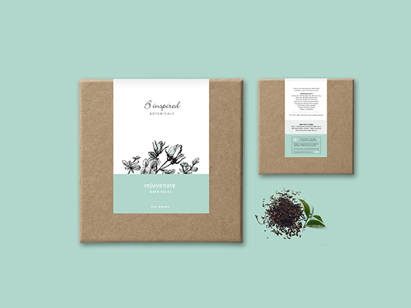 Byron Bay Packaging Design - Byron Bay Label Design