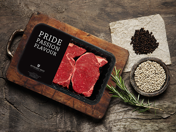 Meat Packaging Design - Meat Branding Design
