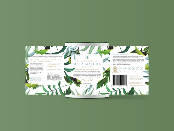 MAYELLA - Tea Packaging Design
