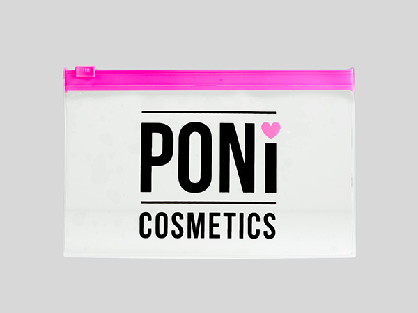 Poni Cosmetics - Cosmetic Packaging Design