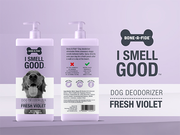 Pet Packaging Design - Pet Label Design