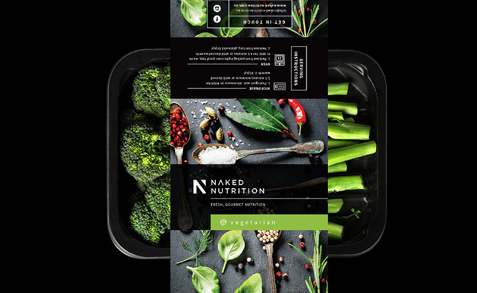 Meal Packaging Design - Meal Packaging Designer