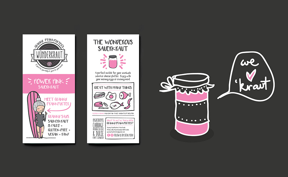 Sauerkraut Packaging Design - Sauerkraut Packaging Designer
