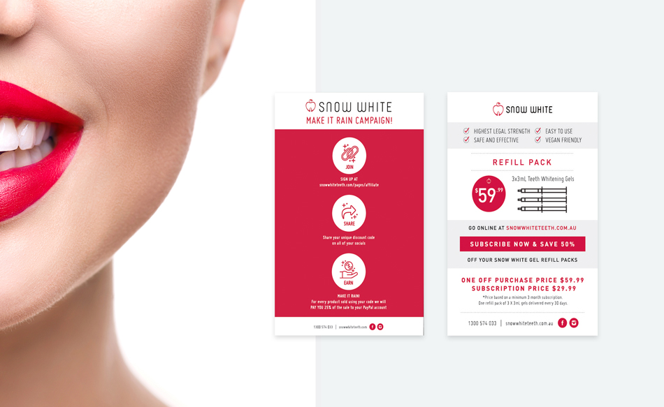 Teeth Whitening Packaging Design - Teeth Whitening Packaging Designer